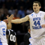 North Carolina F Tyler Zeller