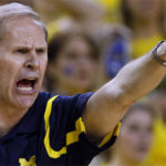 Michigan Wolverines coach John Beilein