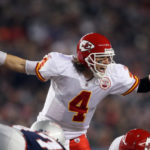 Kansas City QB Tyler Palko