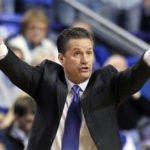 Kentucky Coach John Calipari
