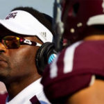 Texas A&M coach Kevin Sumlin