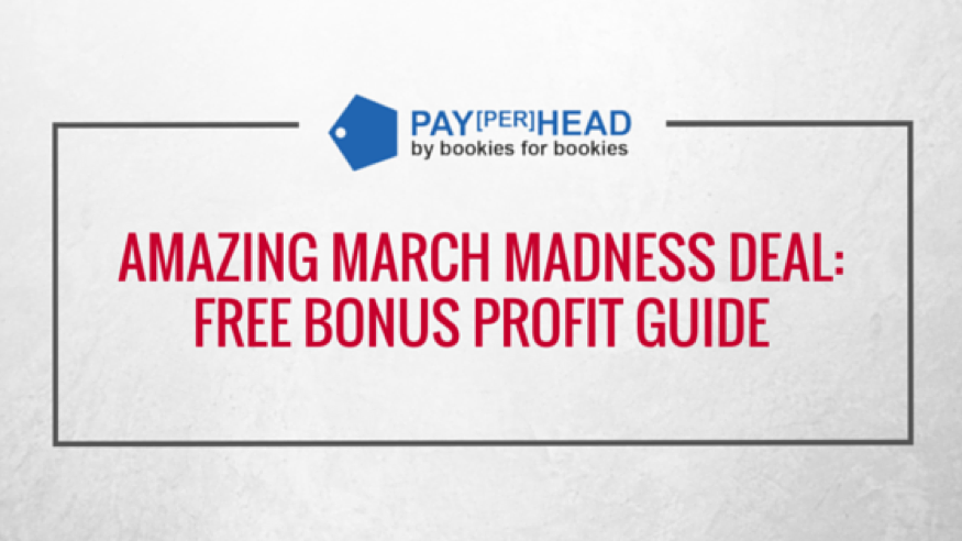 March Madness Deal - Free Online Bookie Profit Guide