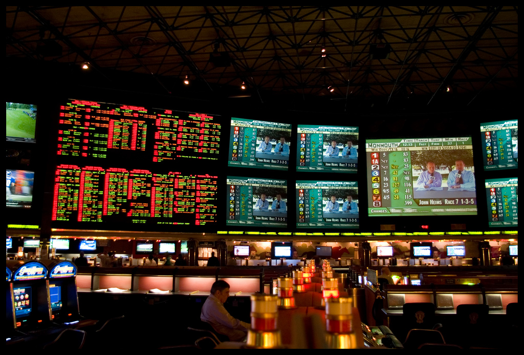 Horse racing vs sports betting