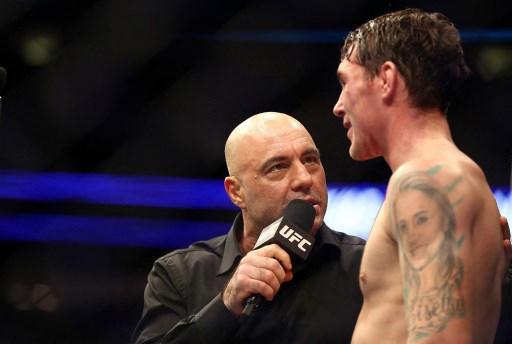 Darren Till. (Photo by RONALD MARTINEZ / GETTY IMAGES NORTH AMERICA / Getty Images via AFP)