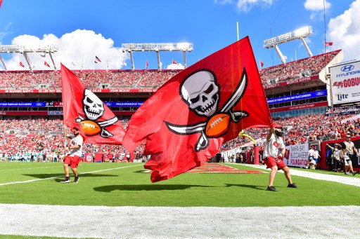 A general view of Raymond James Stadium. Julio Aguilar/Getty Images/AFP